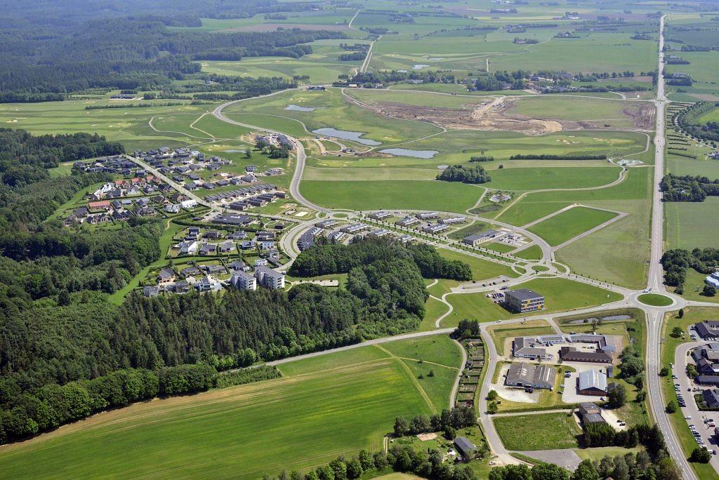 Kildebjerg Ry set fra vest 1