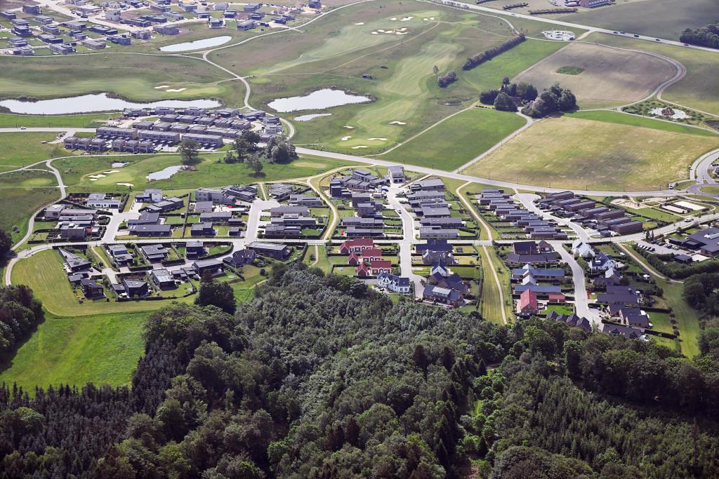 Kildebjerg Ry Vest- og Midtfasen